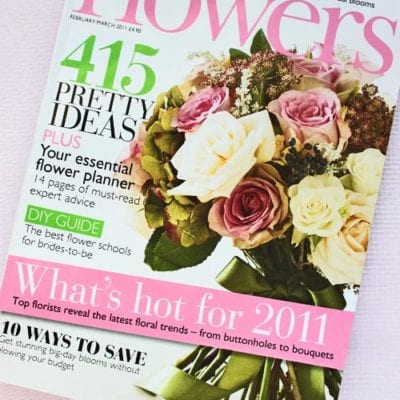 Wedding Flowers magazine…Floral inspiration for brides-to-be