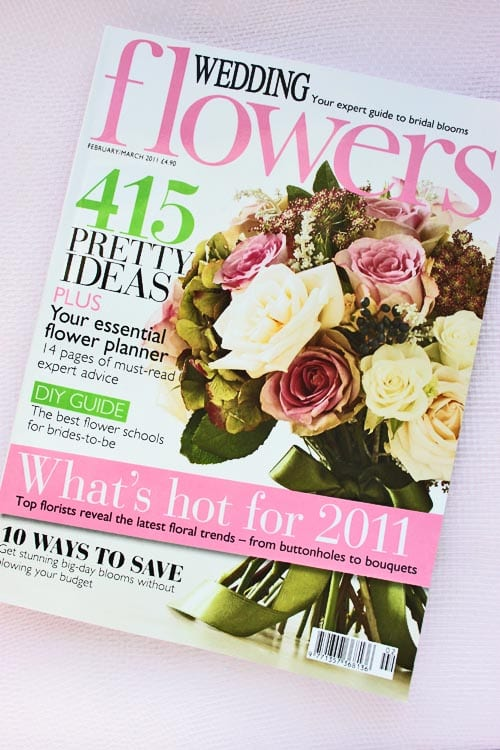Bridal Flowers Magazine : Wedding flowers magazine floral inspiration for brides to