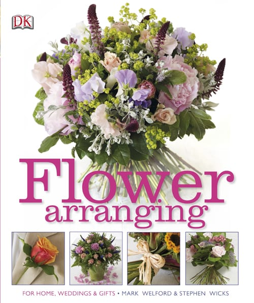 Book review of flower arranging by mark welford and