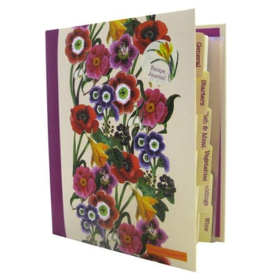 Emma Bridgewater's Flowers collection : New stationery and bags range for 2011