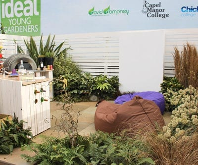 Floral highlights from the Ideal Home Show 2011