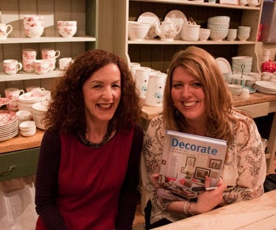 Holly Becker from Decor8 – Book Launch at Liberty in London : Part 2