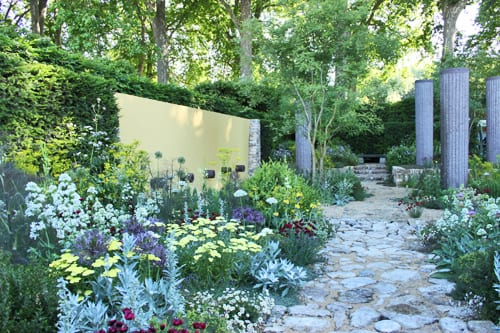 Rhs chelsea flower show 2011 part 1 the show gardens for Chelsea pool garden key west