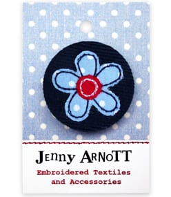 Introducing textile designer, Jenny Arnott…