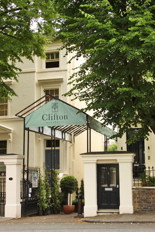 A summer afternoon at Clifton Nurseries in London : Part 1