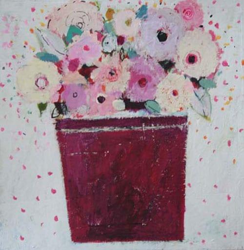 Introducing Artist Charlotte Hardy Flowerona