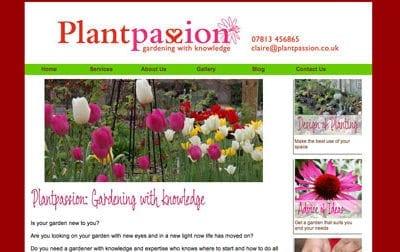 Three inspirational gardening blogs…