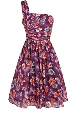 Beautiful vintage-inspired floral frocks from Oasis