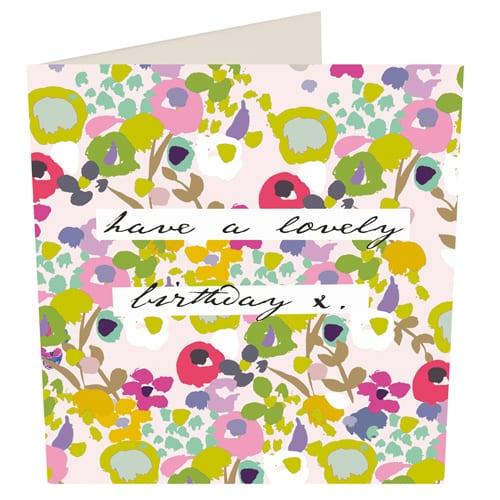 Caroline Gardner Card Designer