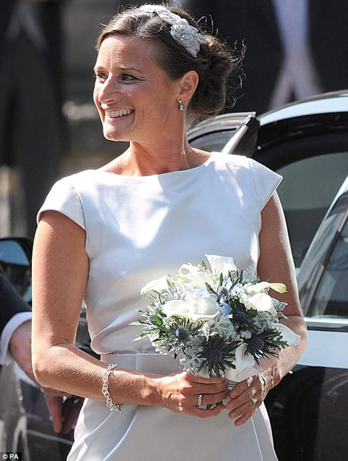 Zara Phillips S Bridal Bouquet What Did You Think