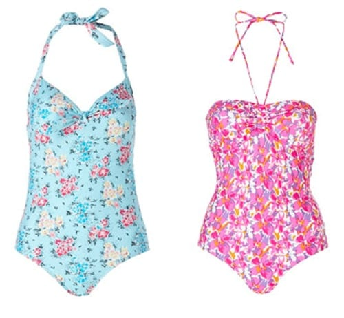 Floral Swimsuits For Your Summer Holiday