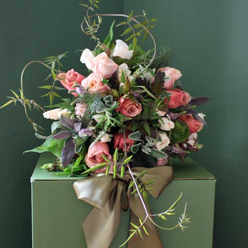 Stunning bouquets from The Real Flower Company