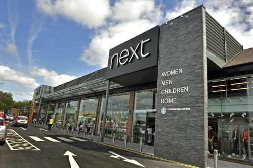 My visit to the new Next superstore in Shoreham-by-Sea : Part 1