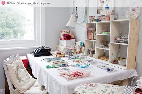 Introducing a brand new UK interiors online magazine…Heart Home