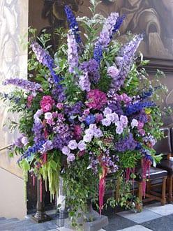 Interview with Karen Woolven of Karen Woolven Floral Design