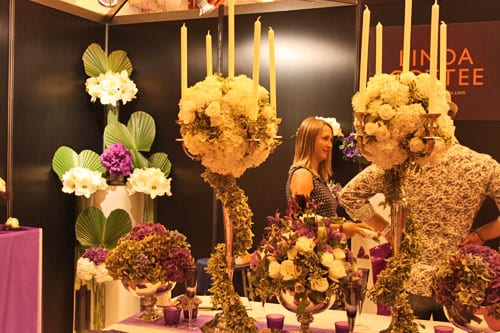 Floral inspiration for your special day at The National Wedding Show : Part 2