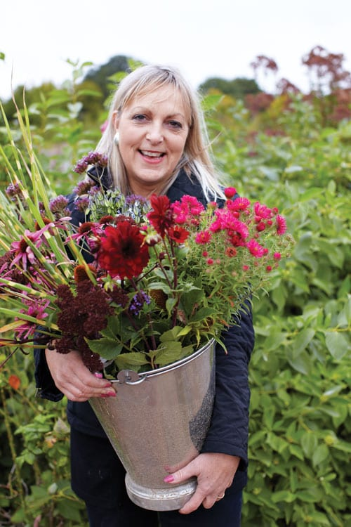 Exclusive interview with internationally renowned florist, Paula Pryke