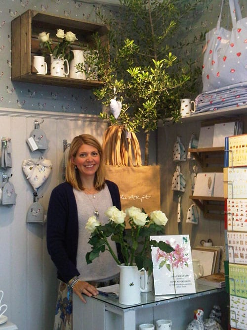 Introducing designer, Sophie Allport…