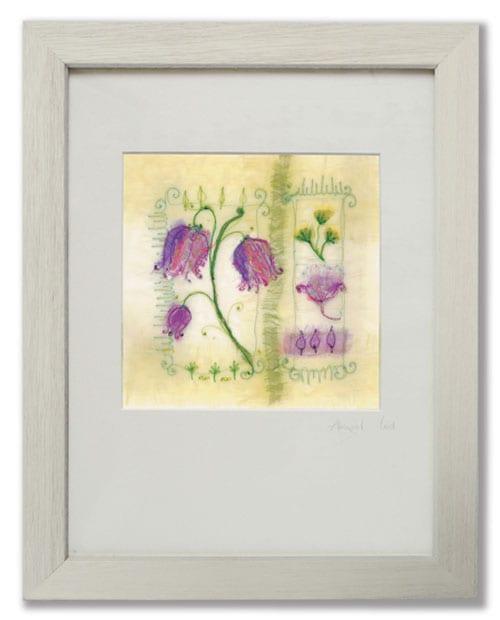 Print by Abigail Mill - Fritillary