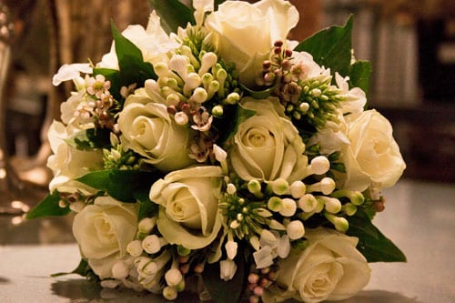Wedding Flowers Course At The Covent Garden Academy Of Part 1