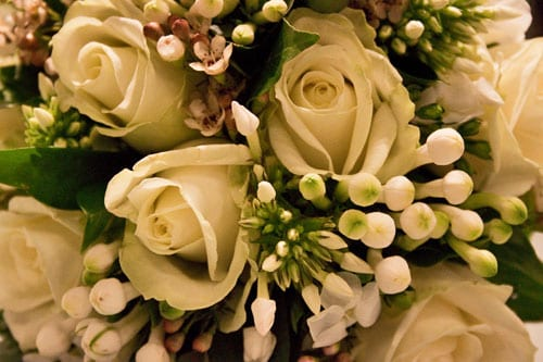 Wedding Flowers course at the Covent Garden Academy of Flowers : Part 1