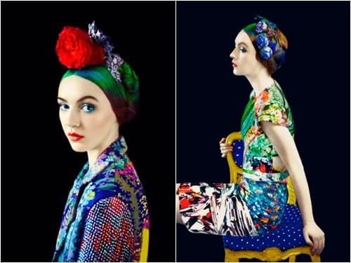 Photos by Erik Madigan Heck for Mary Katrantzou