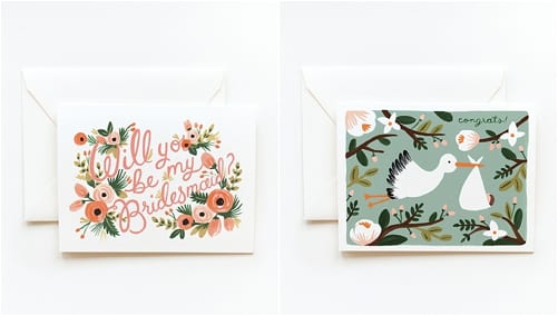 Rifle Paper Co - Stationery