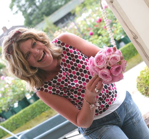Interview with :   Cindy Kirkland, Florist and Owner at Creative Works (UK) Ltd
