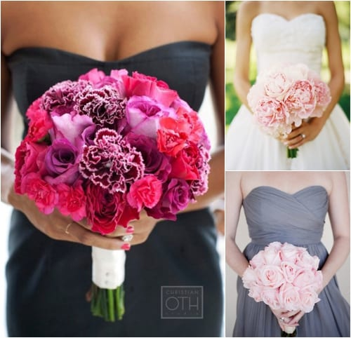 Style Me Pretty - Wedding Bouquets