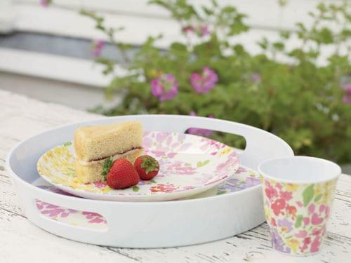 Darling buds tray detail laura ashley