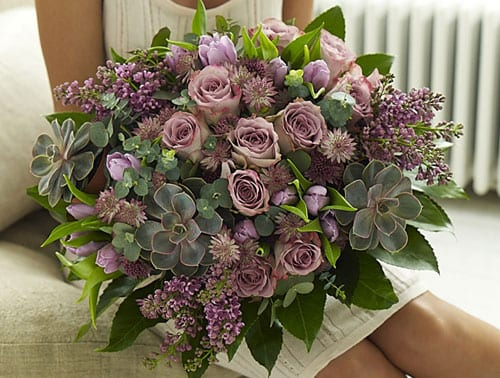 stunning spring bouquets from jane packer delivered flowerona. Black Bedroom Furniture Sets. Home Design Ideas