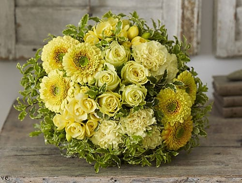 Stunning spring bouquets from Jane Packer Delivered