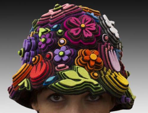 Danielle Gori Montanelli Hat