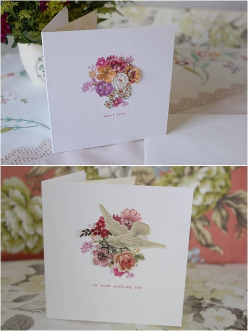 Vicky Trainor The Vintage Drawer - Cards