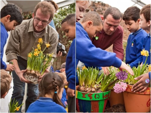 Chris-Collins-Blue-Peter-Flower-Council-of-Holland-Event