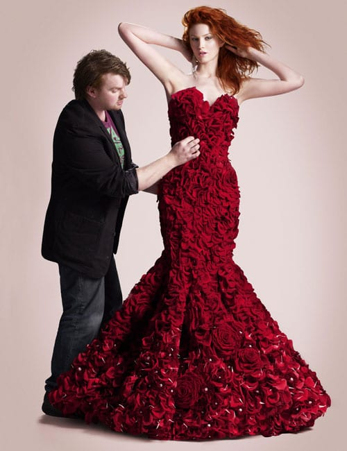 Asda_Valentine's_Dress_with_Joe_Massie
