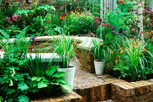 Jo Thompson Chelsea Garden 2009