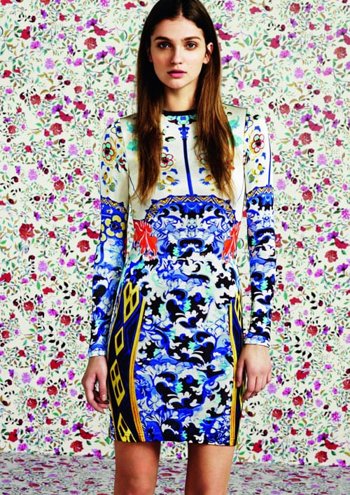 Mary Katrantzou's new Spring/Summer 2012 collection for Topshop