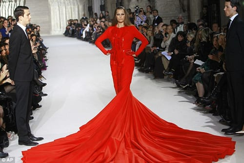 Stephane Rolland dress