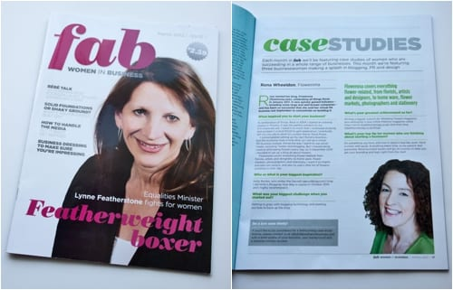 Fab Women in Business Magazine