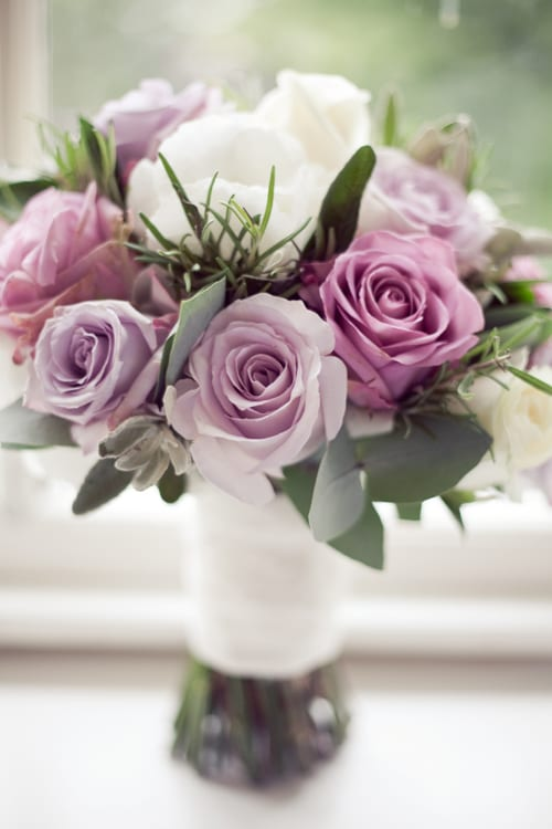 Lucy Davenport - Wedding Photographer - Bridal Bouquet