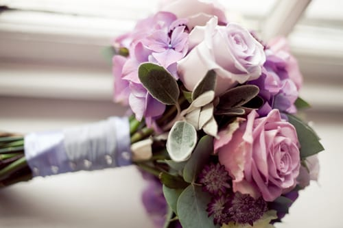 Wedding wednesday inspiration for wedding flowers in august