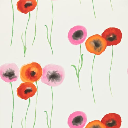 Sanderson-Poppies-Wallpaper