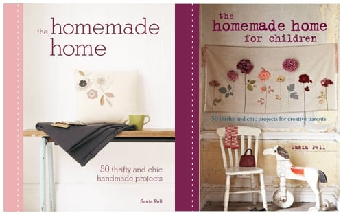 Sania Pell The Homemade Home The Homemade Home for Children