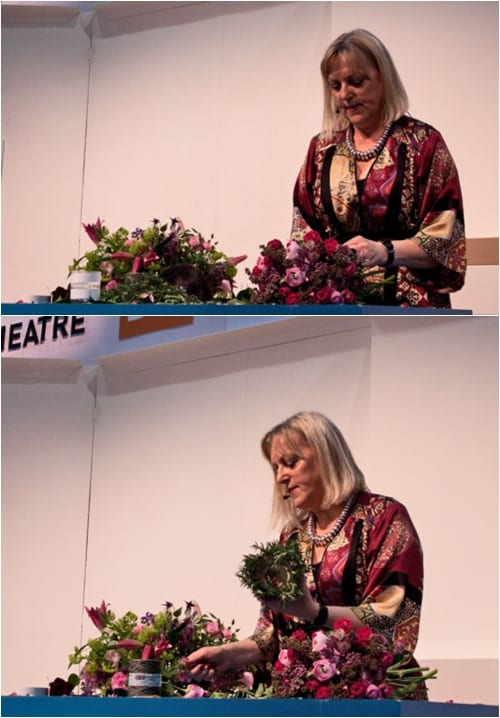 Paula-Pryke-Demo-Ideal-Home-Show-Flowerona