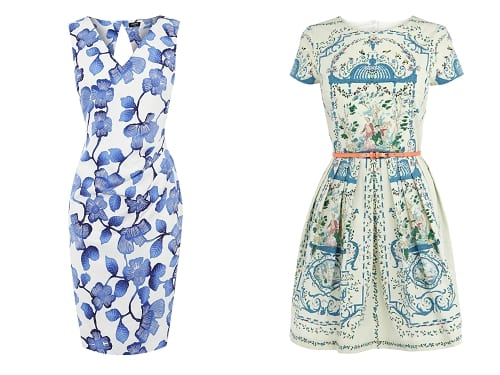 Ten fabulous floral frocks from Oasis