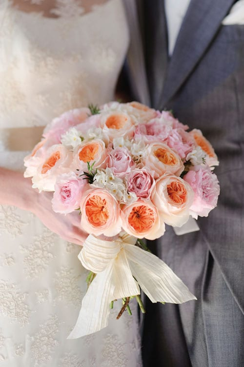 Wedding Wednesday: Wedding Roses book from David Austin Roses