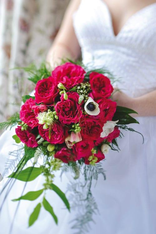 wedding wednesday  wedding roses book from david austin roses