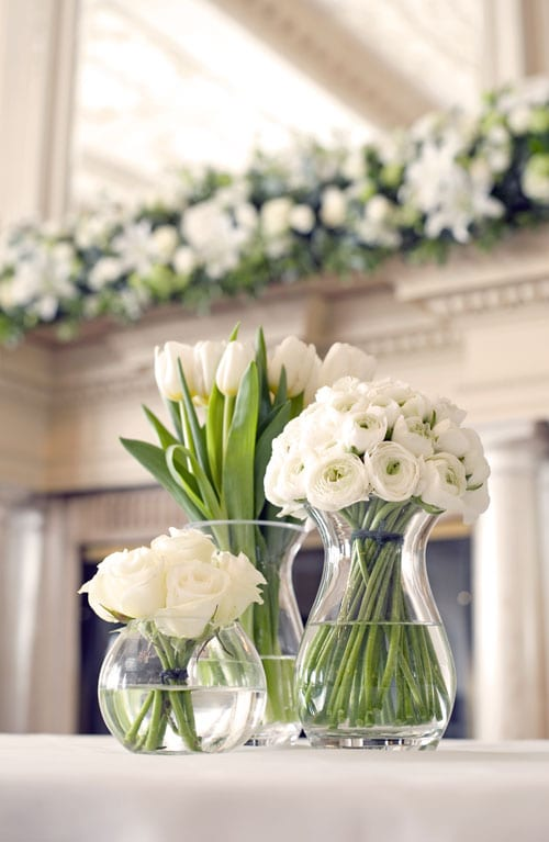 Philippa Craddock Flowers Claridges