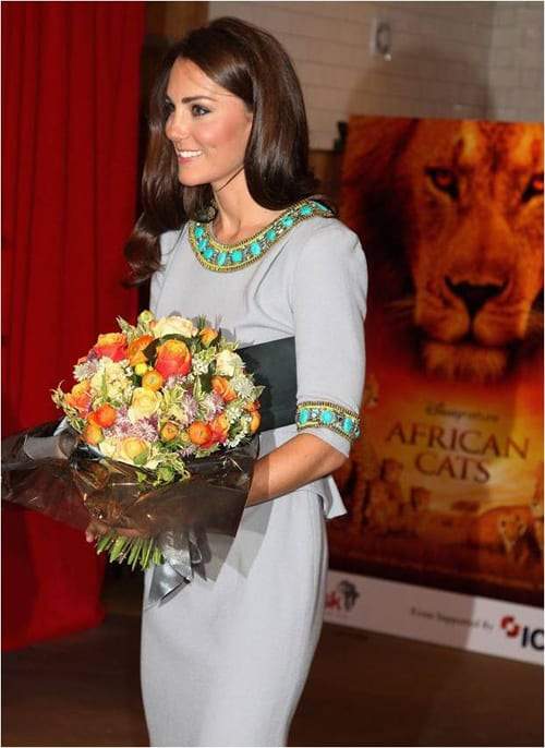 Kate Duchess of Cambridge Wild at Heart Bouquet